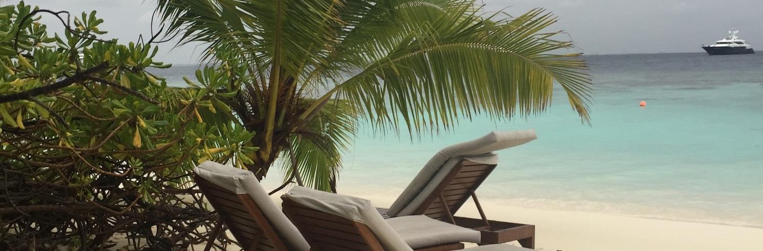 Bandos Island, Maldivas