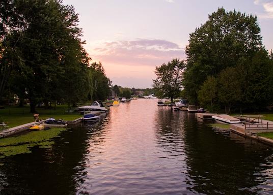 Lagoon City, Ontario, Canada