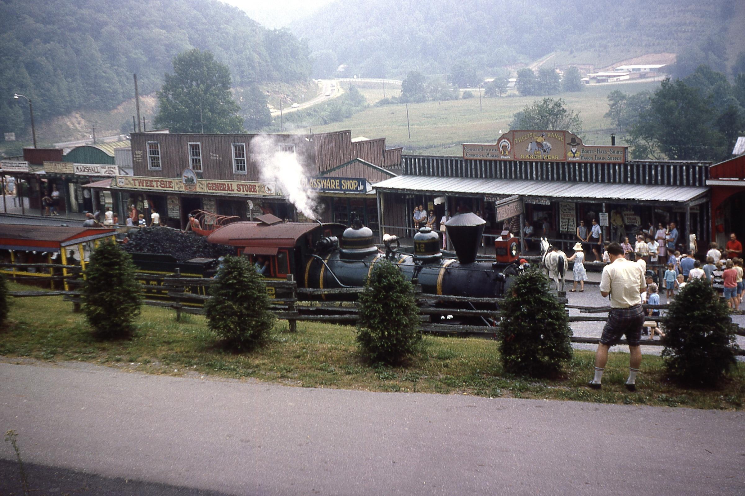 Tweetsie Railroad, Blowing Rock, North Carolina, United States of America