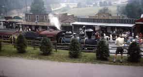 توتسي السكك الحديدية