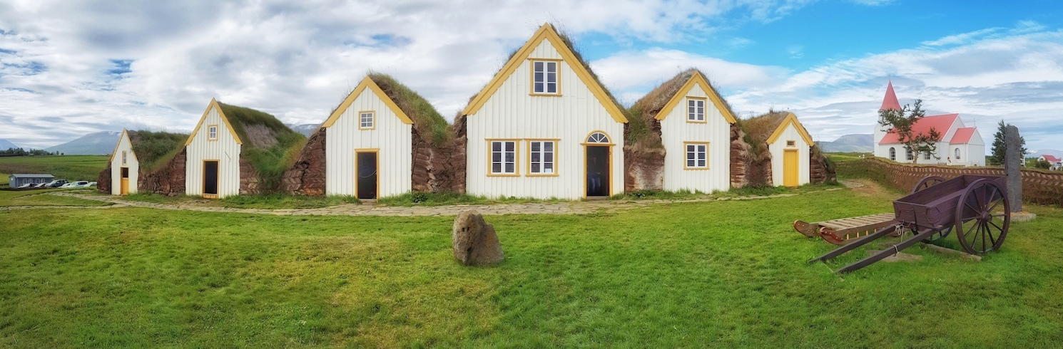 Glaumbær, Island