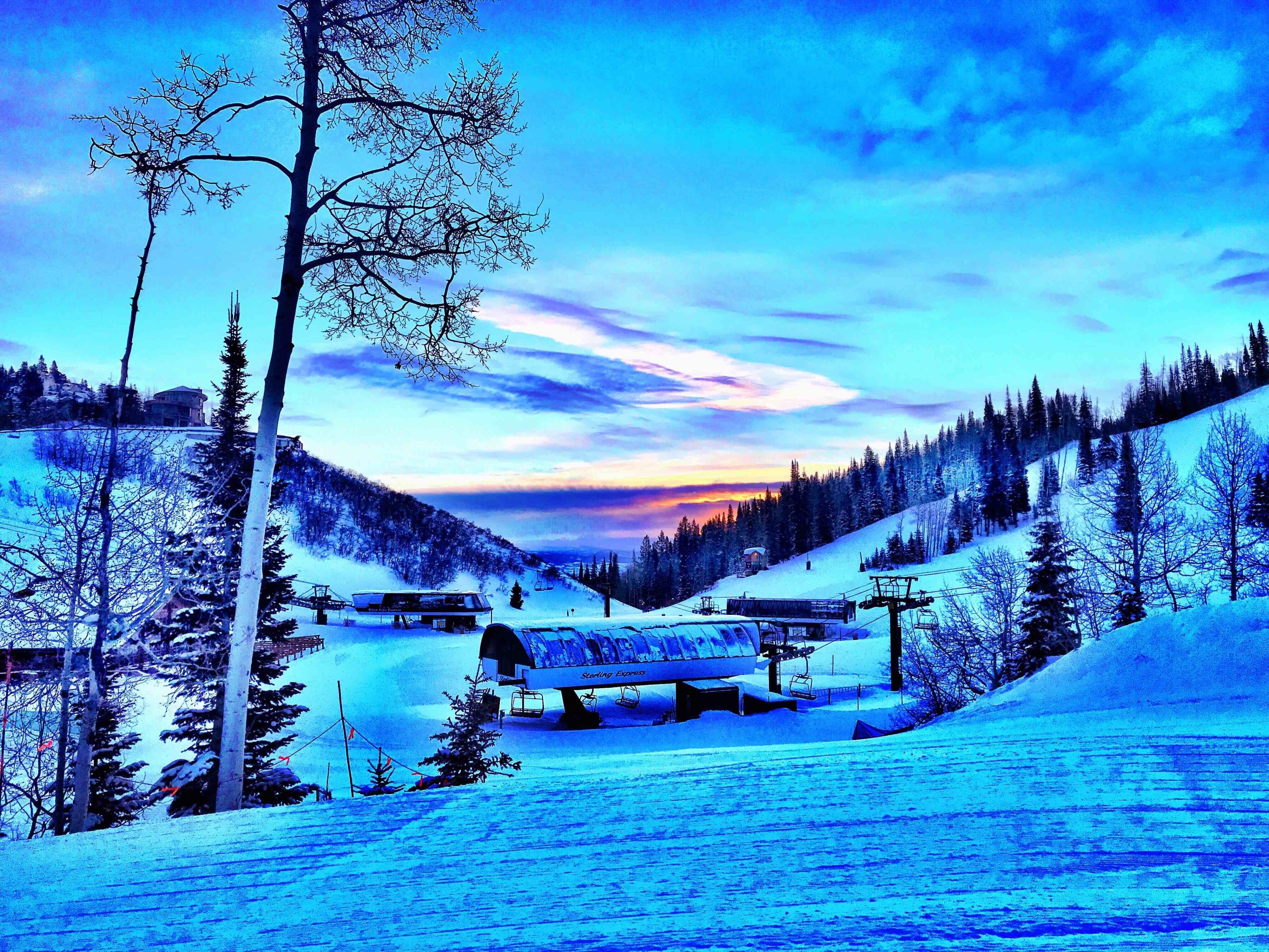 Silver Lake Village, Park City, Utah, United States of America