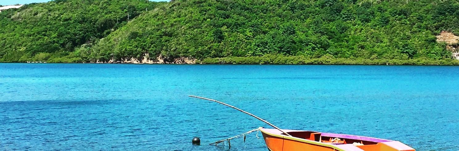 Petit Calivigny, Grenada