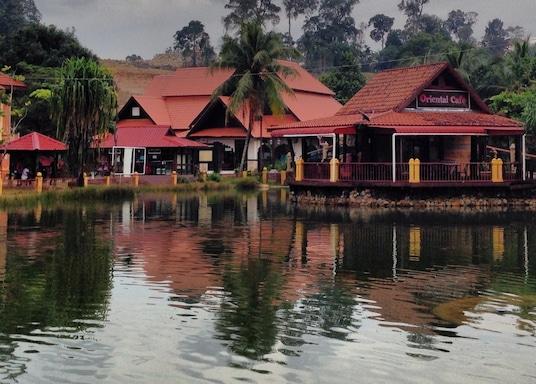 Padang Matsirat, Malajzia
