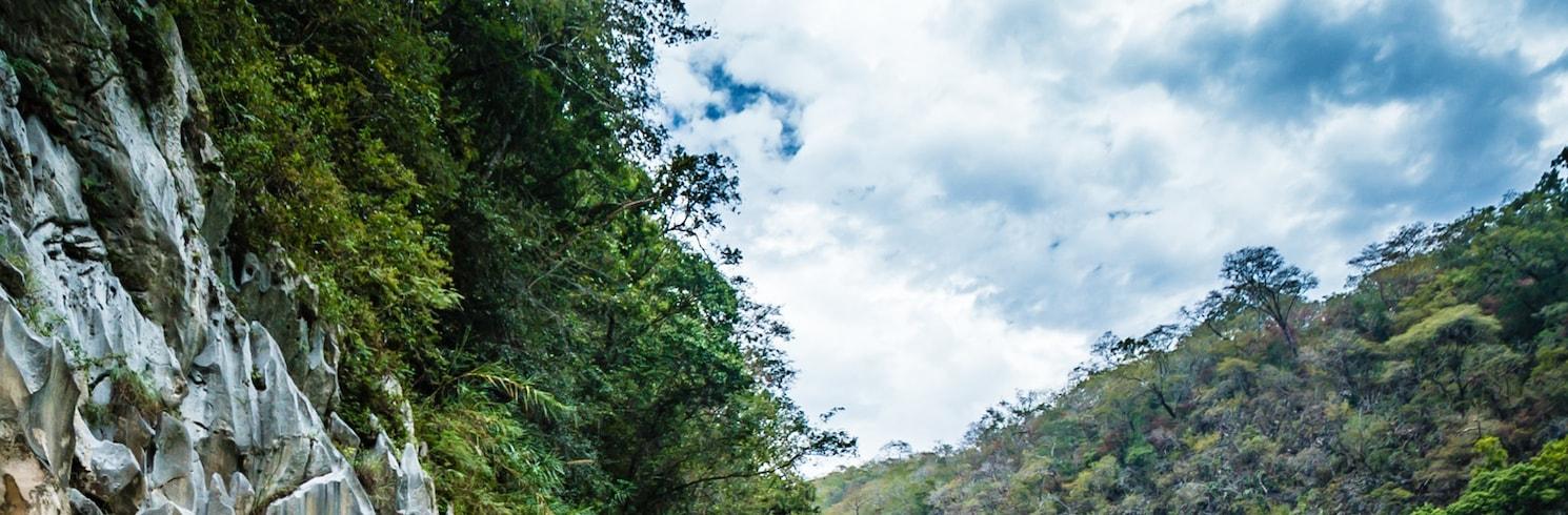 Tanchachín, México