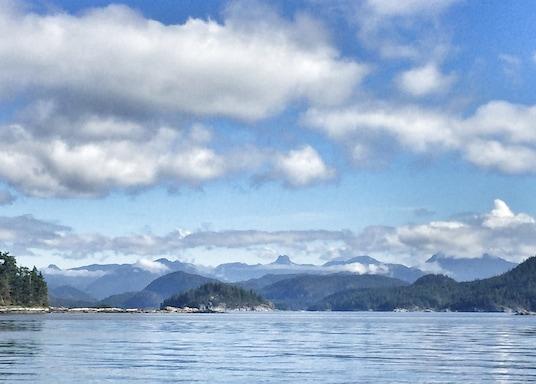 Heriot Bay, British Columbia, Canada