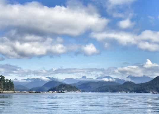 Heriot Bay, British Columbia, Canada