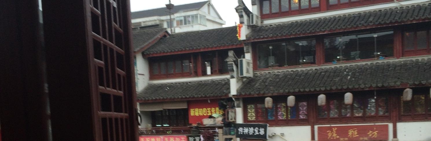 Qibao, China