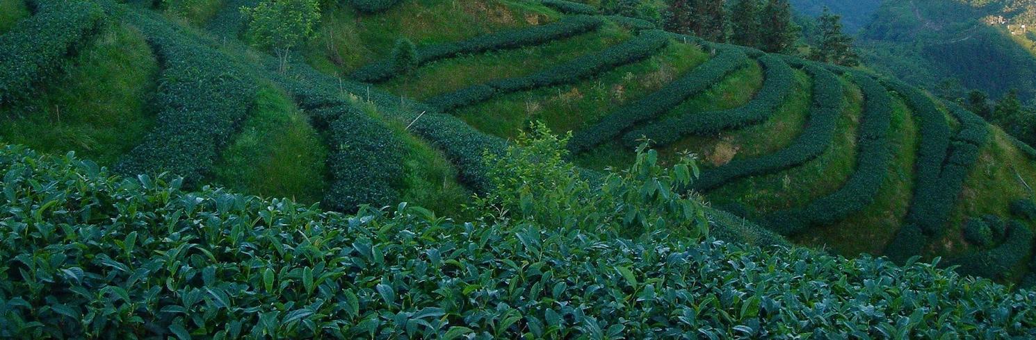 Rueili Village, Taiwan
