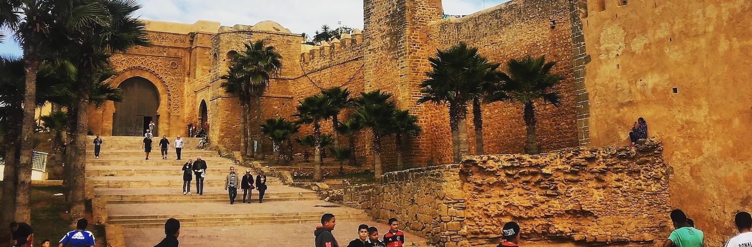 Kasbah of the Udayas, Morocco