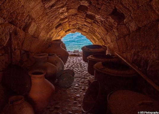 Mandraki, Řecko