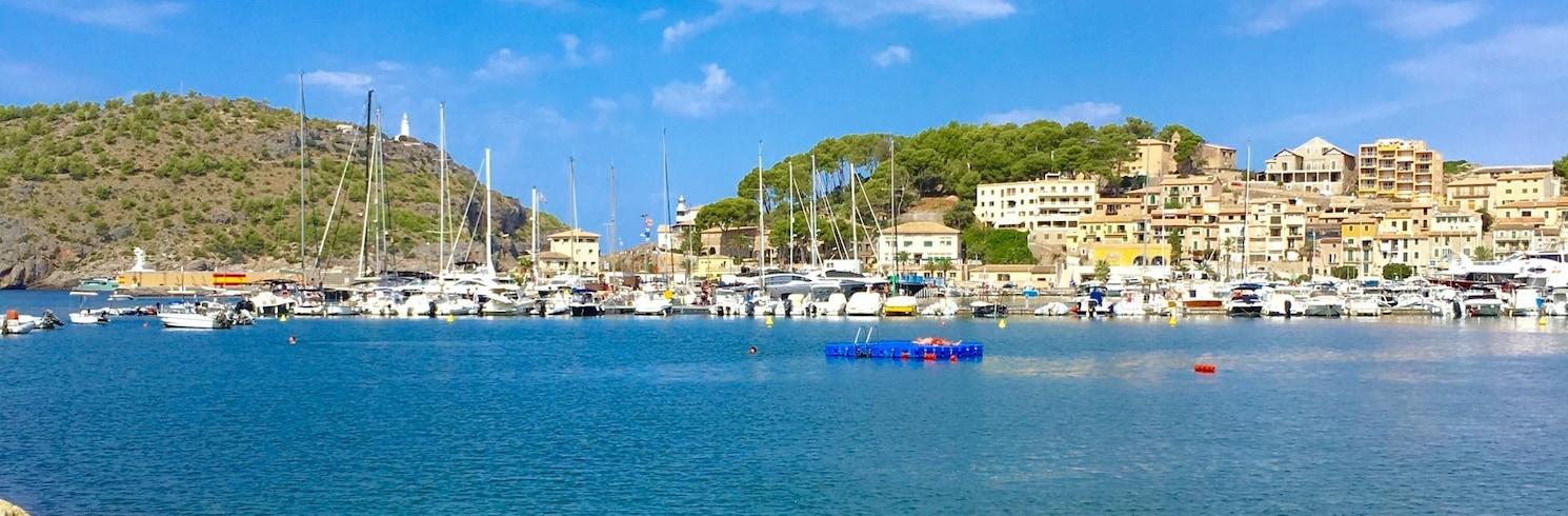 Puerto de Sóller, Espanja