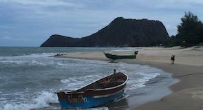 Khao Kalok tengerpart