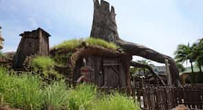 Parc d'attractions Universal Studios Singapore™
