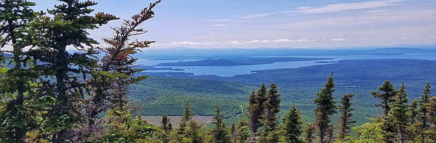 Greenville, Maine, USA