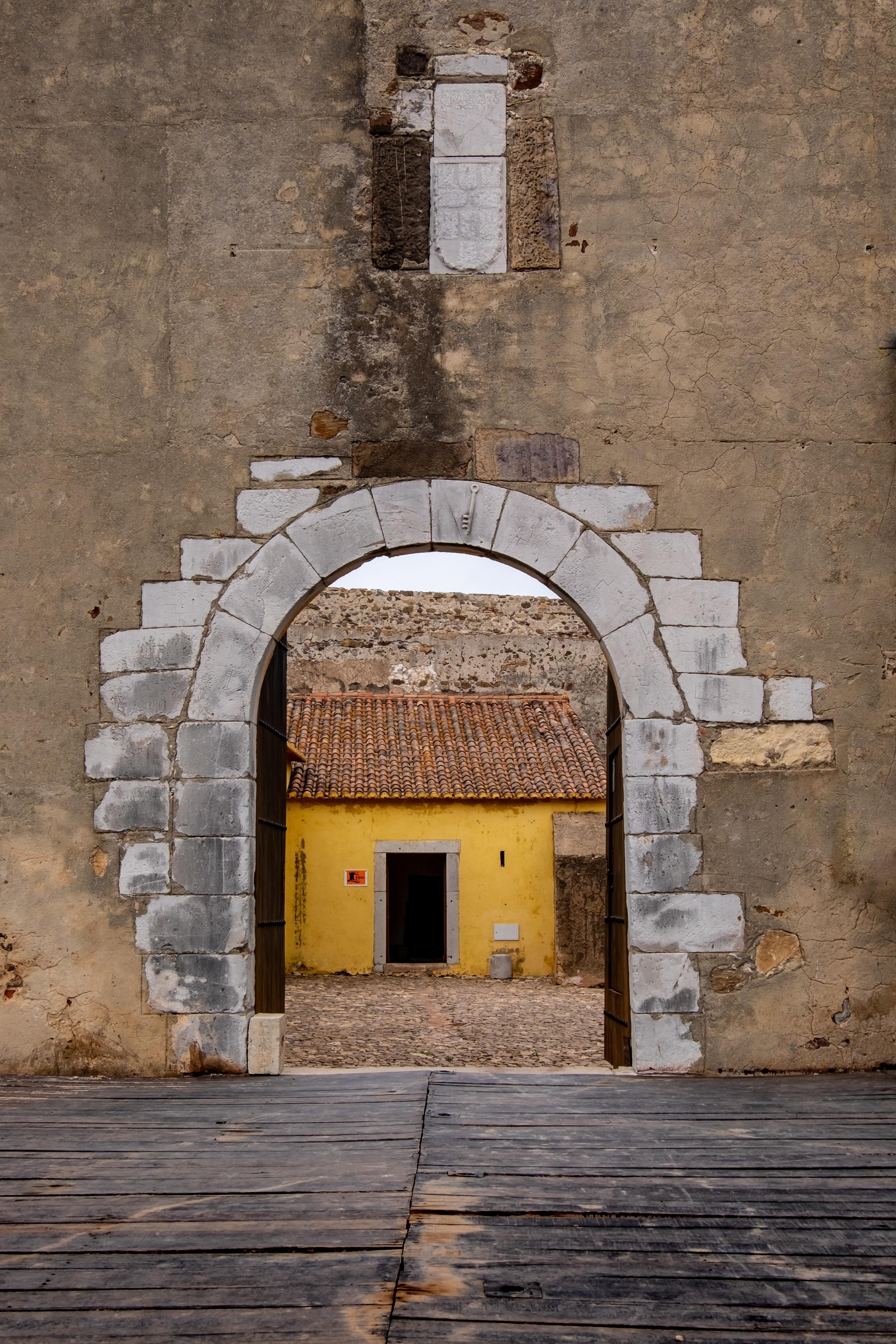 Burg von Castro Marim, Castro Marim, Bezirk Faro, Portugal