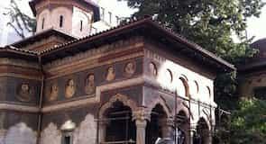 Stavropoleos 教堂