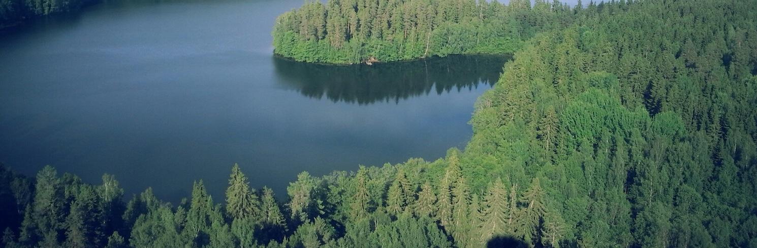 海門林納, 芬蘭