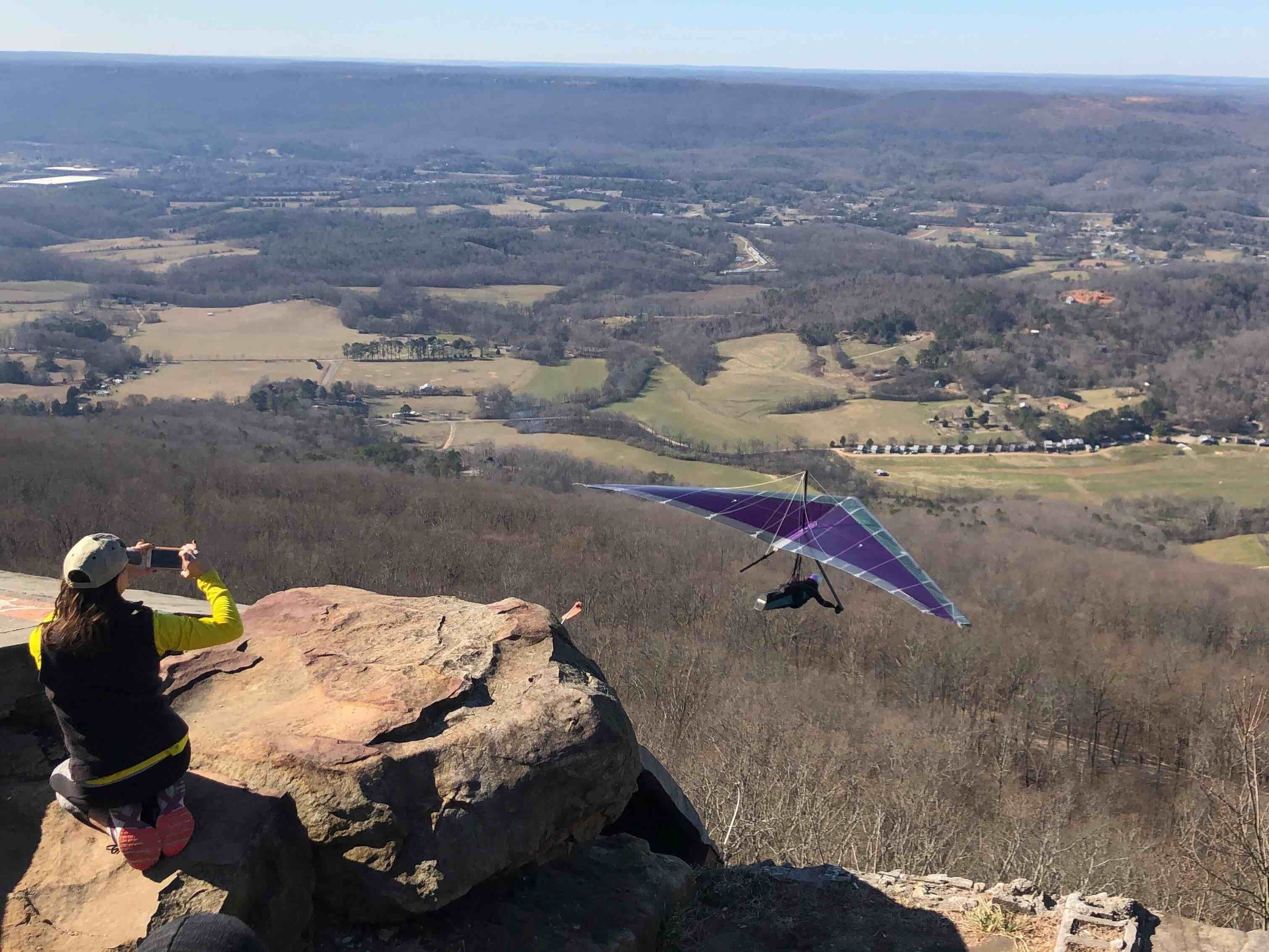 Lookout Mountain Hang Gliding, Rising Fawn, Georgia, United States of America