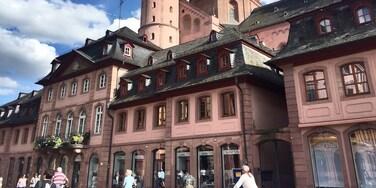 Oberstadt, Mainz, Rheinland-Pfalz, Deutschland
