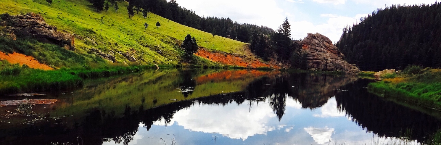 高原牧場, 科羅拉多, 美國