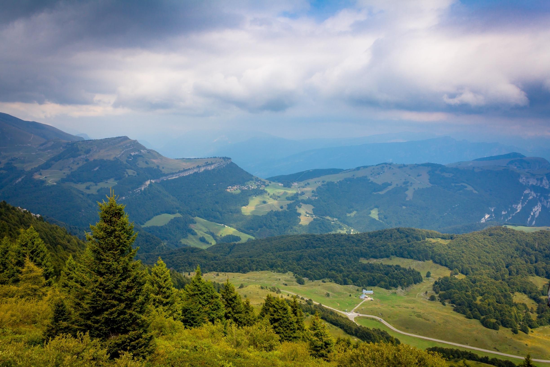 Monte Baldo, Malcesine, Veneto, Italien