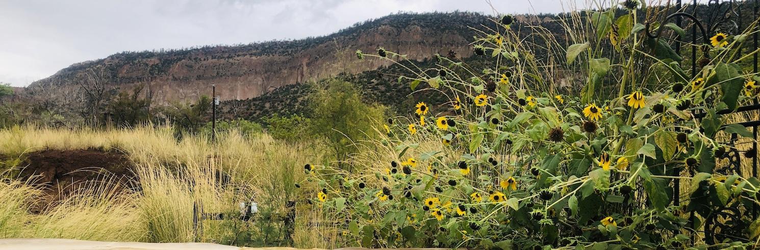 Jemez Mountain Trail, New Mexico, Amerika Serikat