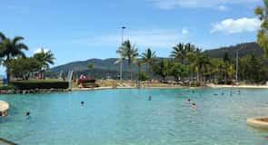 Laguna de Airlie Beach