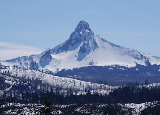 Warm Springs, Oregon, Sjedinjene Američke Države