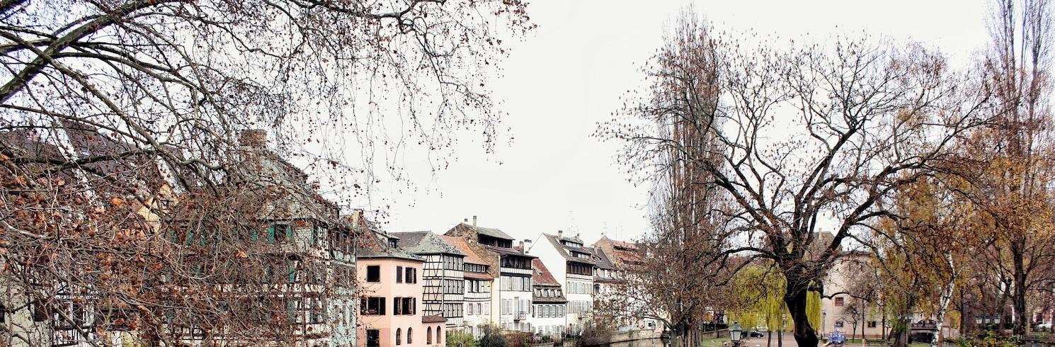 Neudorf - Puerto del Rin, Francia