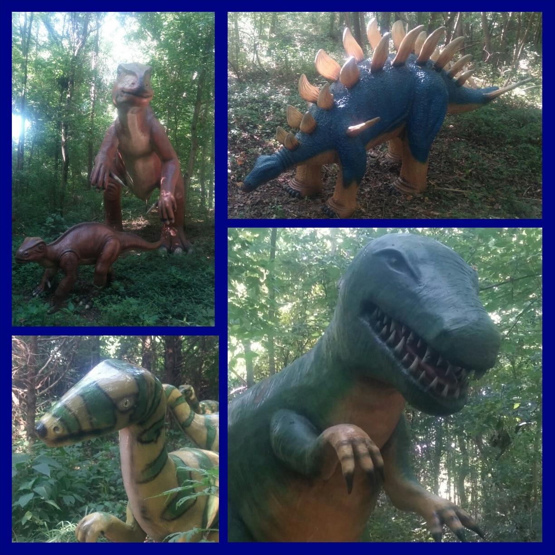Dinosaur World, Cave City, Kentucky, Estados Unidos