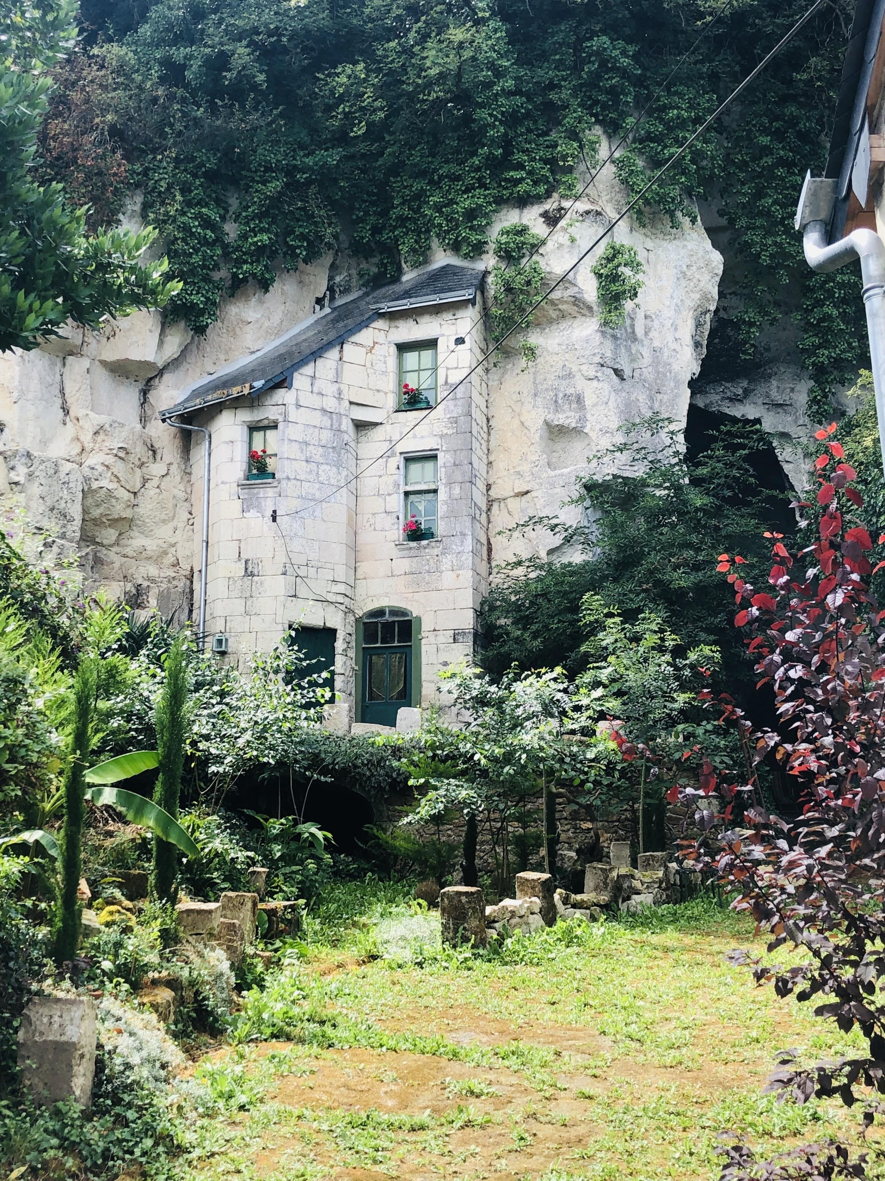 Turquant, Département Maine-et-Loire, Frankreich