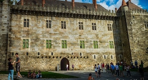 Paço dos Duques de Bragança (herttuan palatsi)