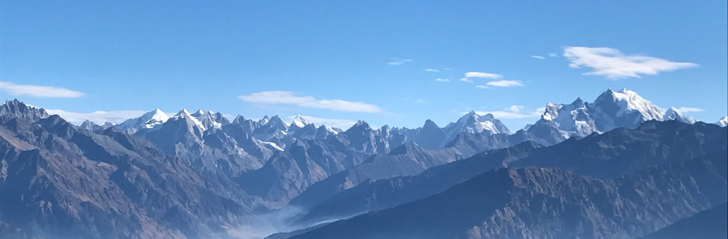 Uttarkashi-svæðið, Indland