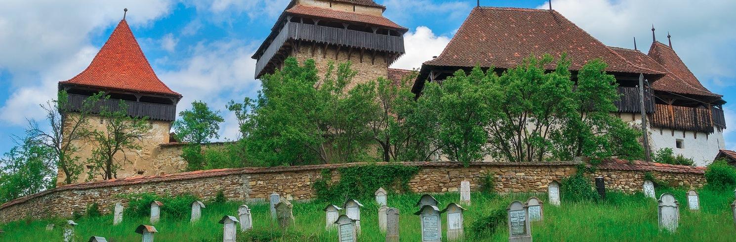 Bunesti, Romania