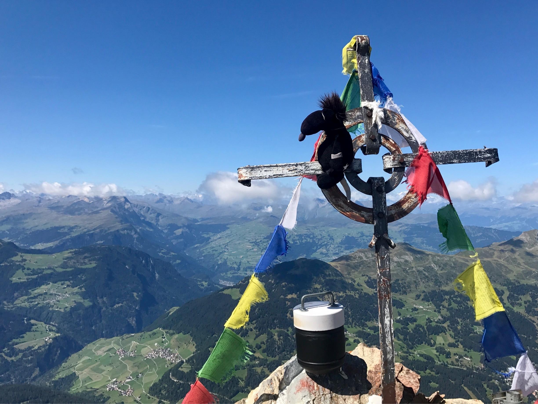 Albula-Alvra, Graubuenden, Switzerland