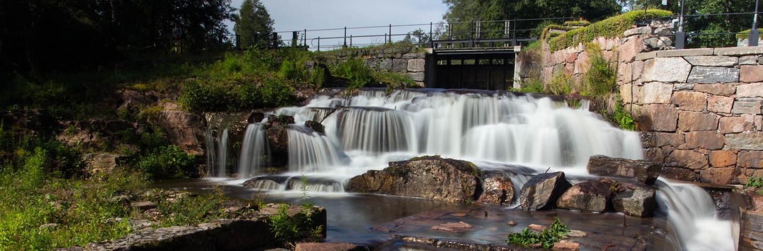 Borgvik, Sverige