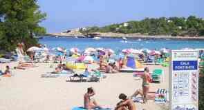 Пляж Портішоль