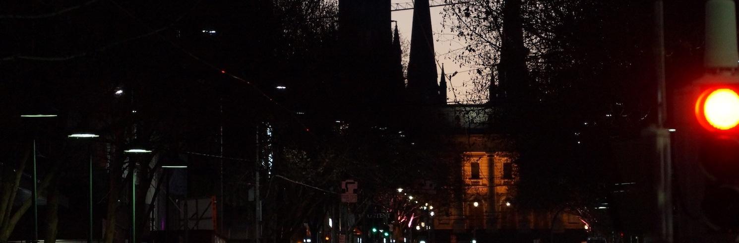 Melbourne, Victoria, Austraalia