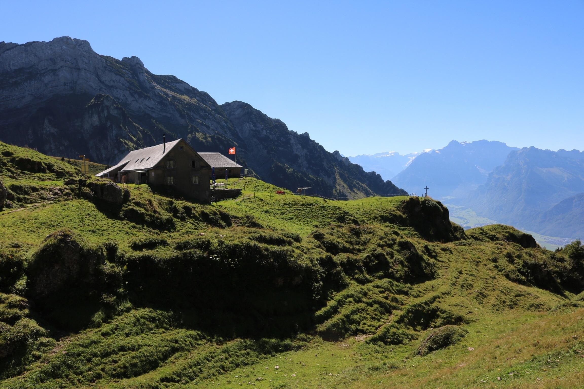Amden, Canton of St. Gallen, Switzerland