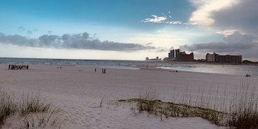 On a small walk way, at Alabama state beach park. Located in gulf shores, Alabama. Great location to get away from the crowds and catch some massive waves. #localsecrets