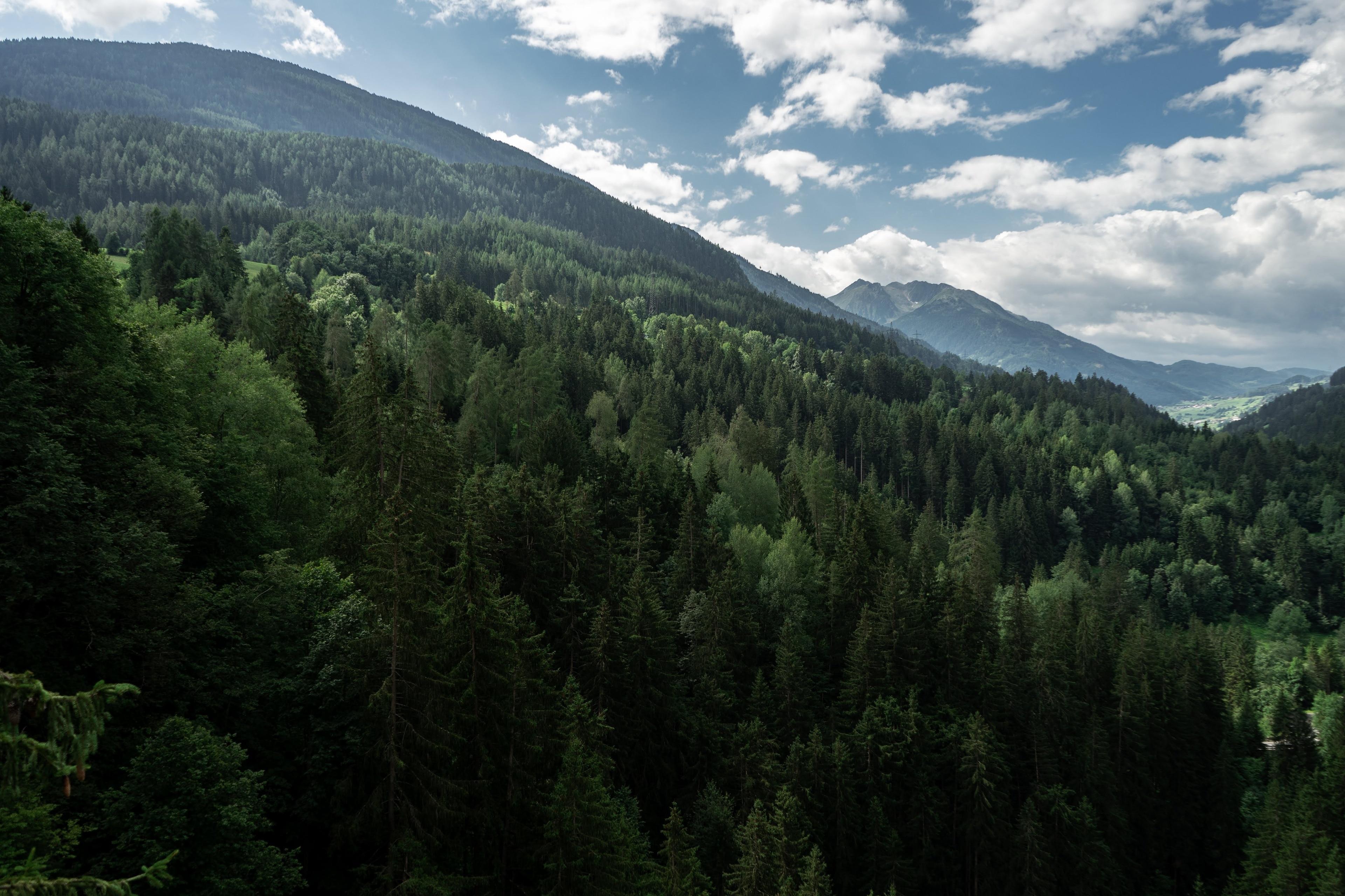 Pitztal, Tirol, Österreich
