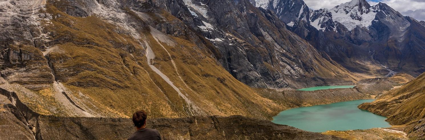 Huanukas (regionas), Peru