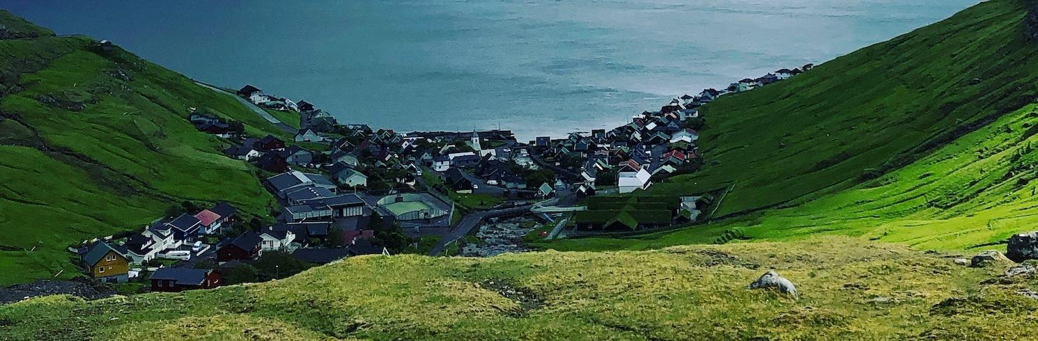 Kvívík, Färsaaret