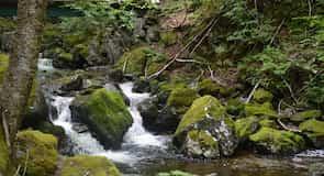 Uisage Ban Falls Provincial Park