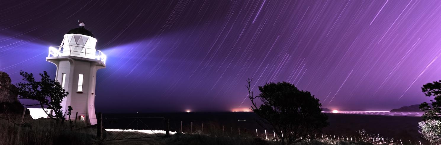 Wainuiomata Coast, Nýja Sjáland