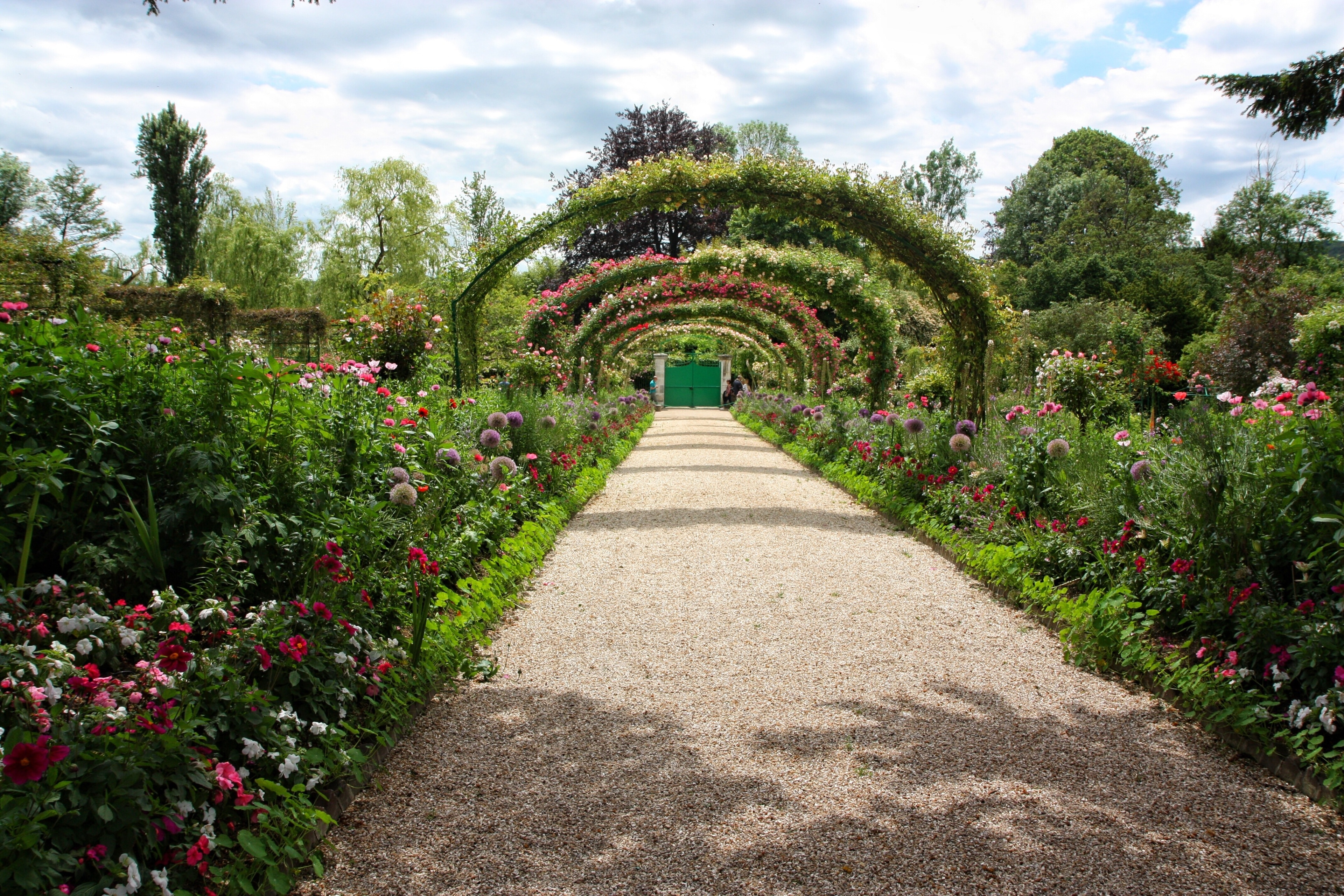 Monet House Museum, Giverny, Eure, France