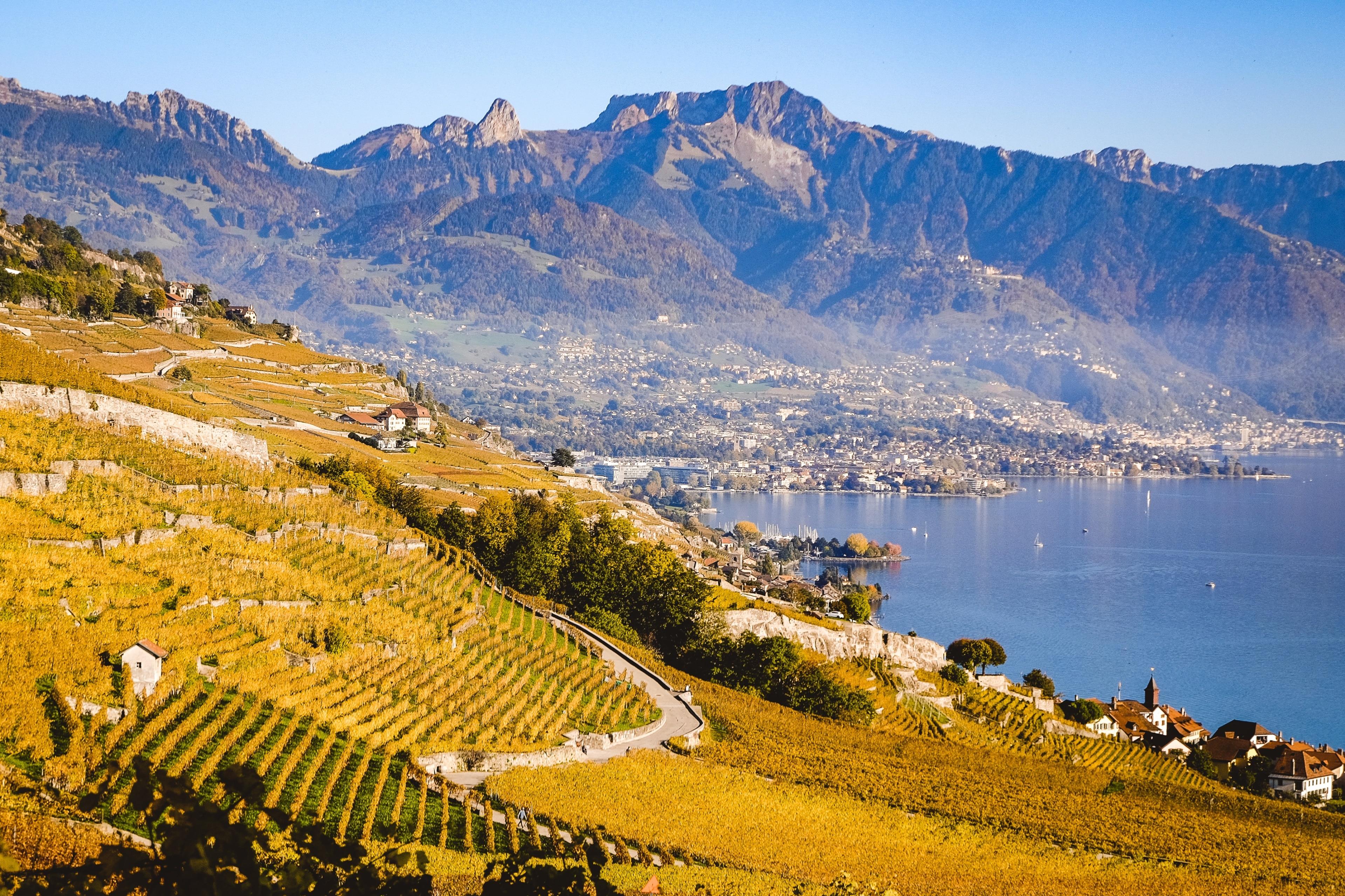 Chexbres, Canton of Vaud, Switzerland