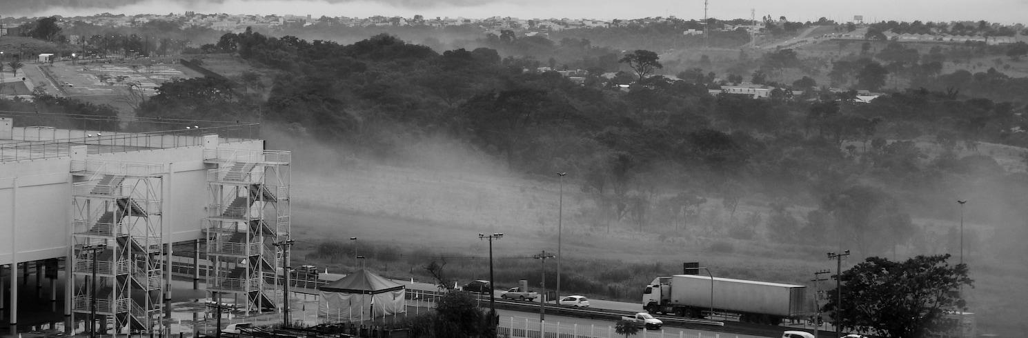 戈亞尼亞, 巴西