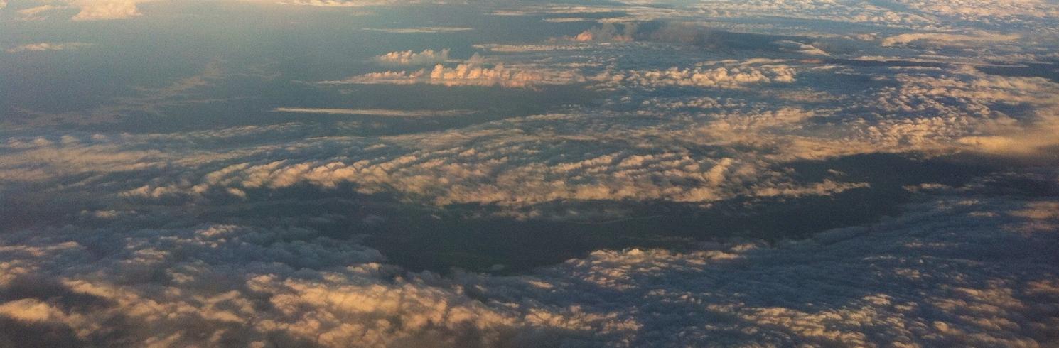 Nova Nazaré, Brazil